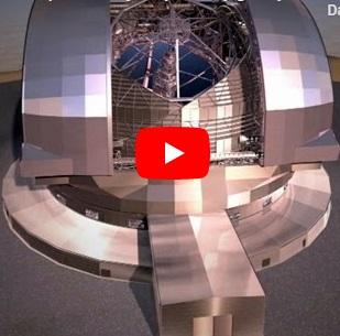 Geleceğin teleskopları